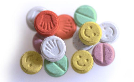 Extáze - tablety